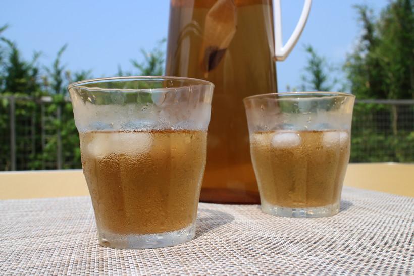 玄米焙煎茶