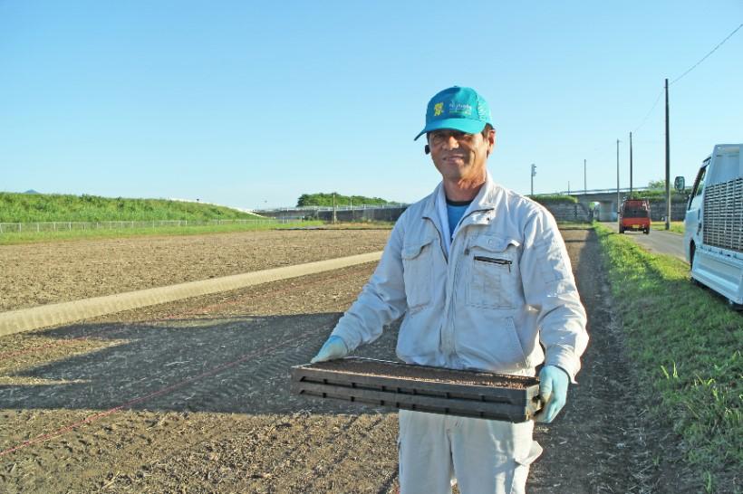 自然栽培米ミナミニシキを作る前田さんの反省と抱負