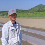 自然栽培米ミナミニシキを作る前田さんが重要視している土壌微生物と腸内細菌とは?