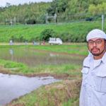 自然栽培米ミナミニシキを作る縄田さんが田植え体験に寄せる想い