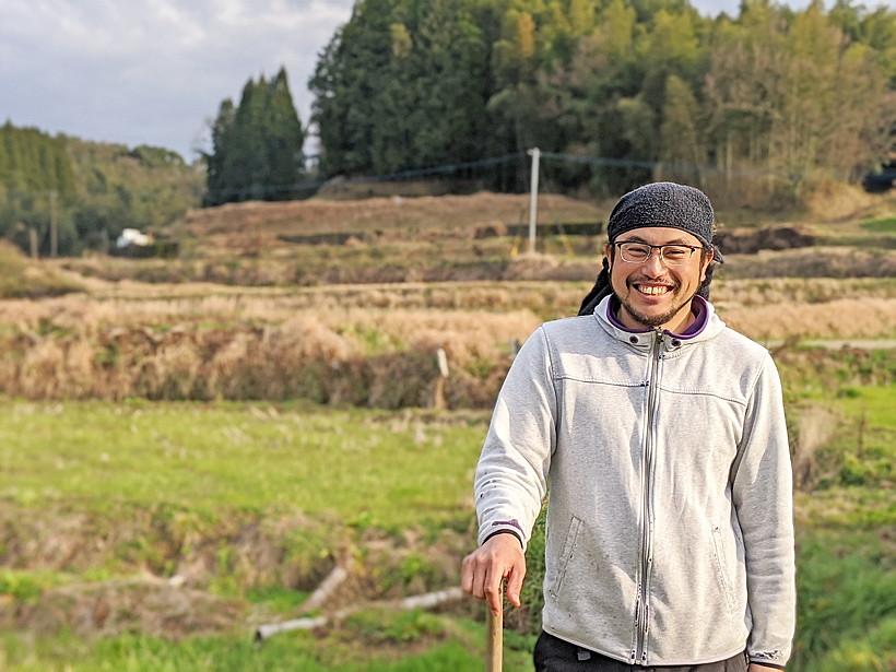 手植えで育った縄田自然栽培米ミナミニシキ。機械植えの違いとは?