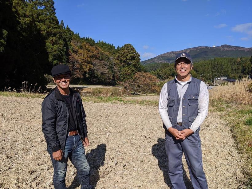 前田さんと石松さん