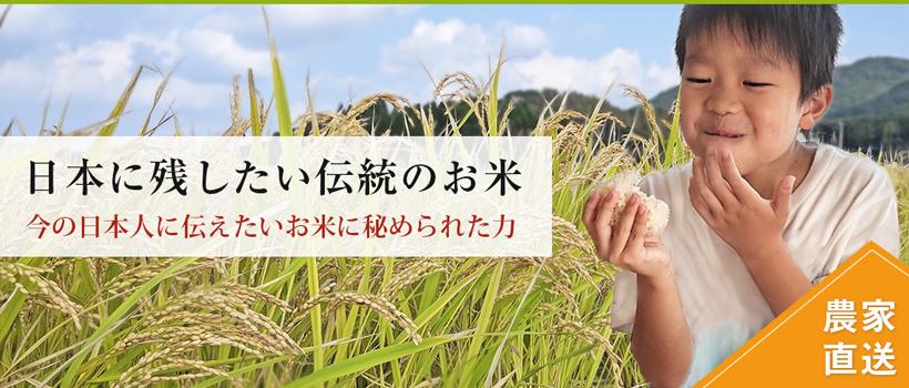 自然栽培米ササニシキサイト